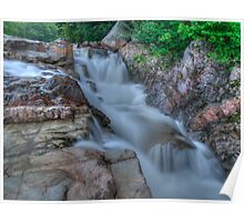 Rocky Gorge Poster
