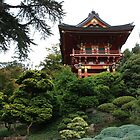 Japanese Tea Garden #2 by E.R. Bazor