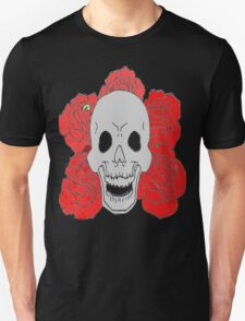 Skull beauty  T-Shirt