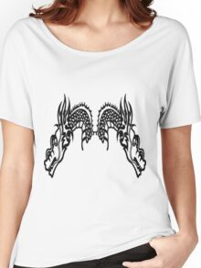 DragonHeads Women's Relaxed Fit T-Shirt