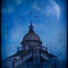 Camera Obscura - Eastbourne Pier by Ann Garrett