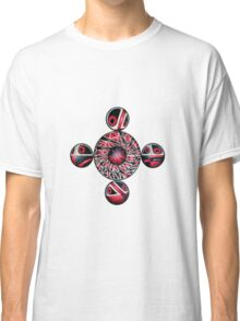 Living Spiral - Sacred Center Classic T-Shirt