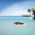 Blue Lagoon by Bruno Beach