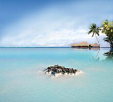 Blue Lagoon by Atanas Bozhikov Nasko