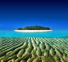 Exotic Private Island  by Atanas Bozhikov