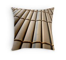shade from the sun Throw Pillow