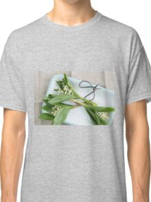 Lilies of the valley Classic T-Shirt