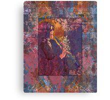 Oboe Lament Canvas Print