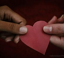 Put Your Hand On My Heart by nellisbasson