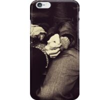 Hold Tight | Love iPhone Case/Skin