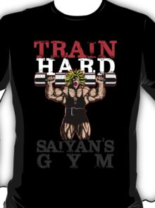 TRAIN HARD - BROLY T-Shirt