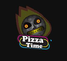 Anger Pizza Moon Unisex T-Shirt