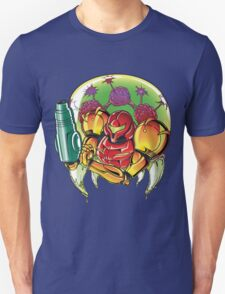 Samus Aran Bounty Hunter (Varia) Unisex T-Shirt