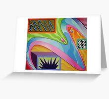 RECURRING SITUATION Greeting Card