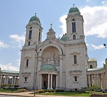 Our Lady of Victory Basilica by Jill Vadala
