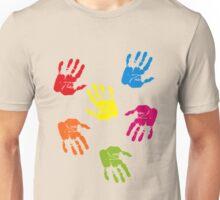 Colourful Hands Unisex T-Shirt