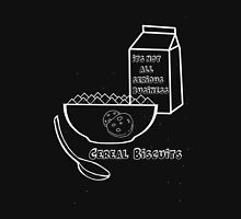Cereal Biscuits Inverted Unisex T-Shirt