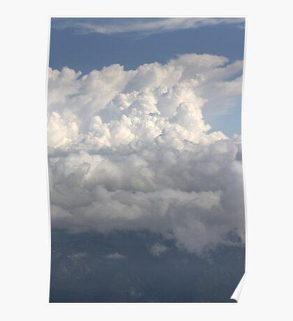 Cumulonimbus Cloud Poster