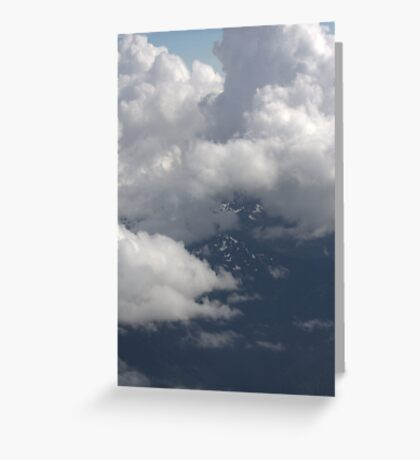 Hidden Mountain Greeting Card