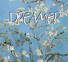 Dreamer text art by JBJart