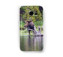 Loose Moose Samsung Galaxy Case/Skin
