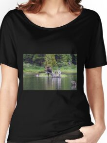 Loose Moose Women's Relaxed Fit T-Shirt