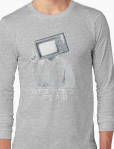Think Outside The Box! Long Sleeve T-Shirt