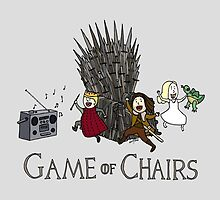Game Of Chairs by evilflea