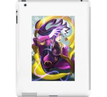 Street Fighter Rose iPad Case/Skin