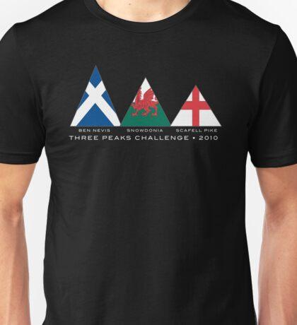 3 peaks 2010 Unisex T-Shirt