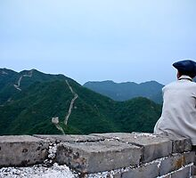 His Great Wall by StuBees