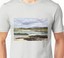 Rocky Shore at Silversands Unisex T-Shirt