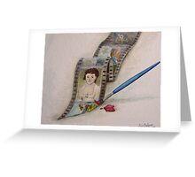 Art Film Greeting Card