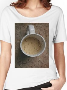 It's Raining Java Tee Women's Relaxed Fit T-Shirt