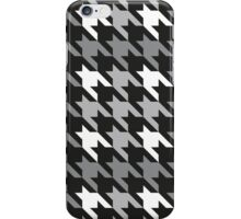 Plaid Houndstooth iPhone Case/Skin