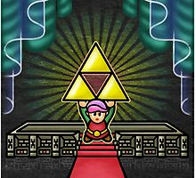 Triforce Wish by likelikes