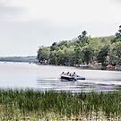 Summer At Lake Carmi by Deborah  Benoit