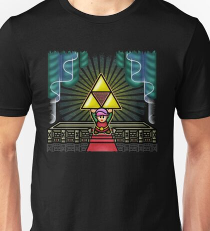 Triforce Wish Unisex T-Shirt