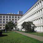 """Modernist Warsaw """"Florence Palazzo"""" (1952) by Lukasz Godlewski"""