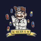 The Doctor Is In! by Matt Sinor