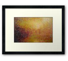 Homage to Turner Framed Print