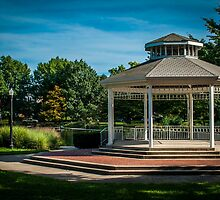Goodale Gazebo by Mick Pennington