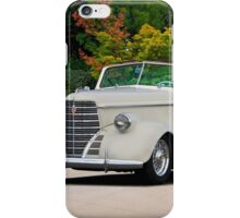 1938 Oldsmobile 8 Convertible Coupe  iPhone Case/Skin