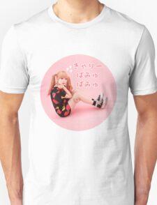 Kyary Pamyu Pamyu - Pink Sparkles Unisex T-Shirt
