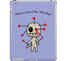 The Mondays iPad Case/Skin