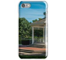 Goodale Gazebo iPhone Case/Skin