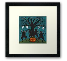 Halloween Celebration 2010 Framed Print
