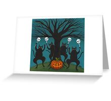Halloween Celebration 2010 Greeting Card
