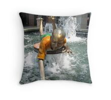 Looking For Coin Throw Pillow