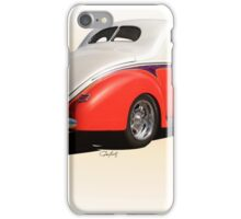 1940 Ford Deluxe Coupe 50 50 II iPhone Case/Skin